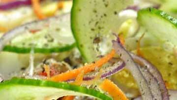 pro grosser Salat